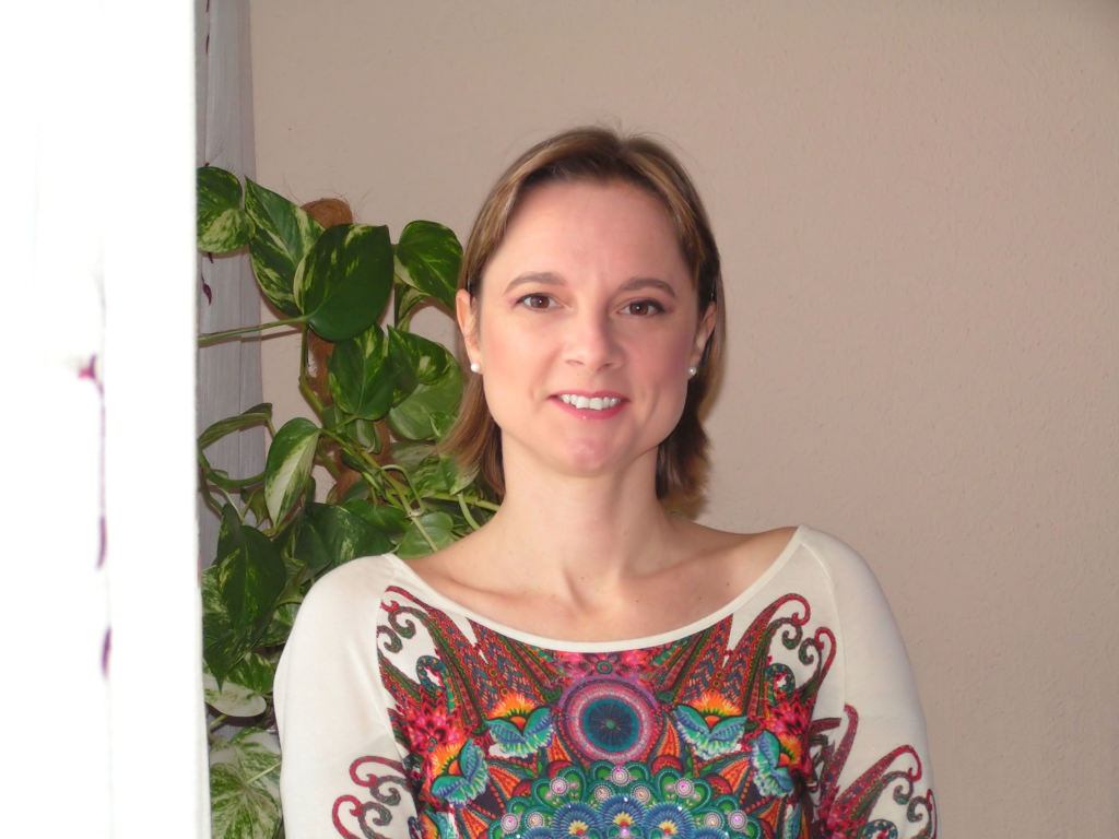 Psicóloga Beatriz Madrid