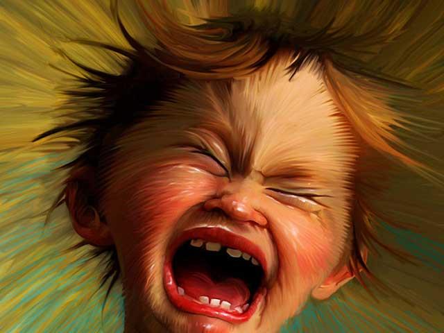 10 consejos frente a las rabietas de los niños